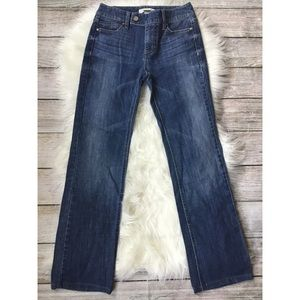 Boot Leg Flap Pocket Jeans {WHBM}